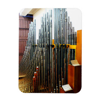 Pipe Organ Pipes Magnet