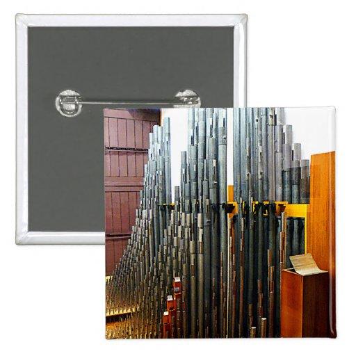 Pipe Organ Pipes Pins