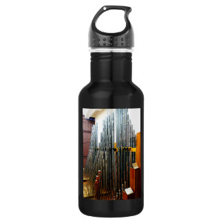 Pipe Organ Pipes Stainless Steel Water Bottle