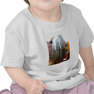 Pipe Organ Pipes T-shirts