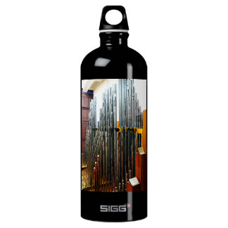 Pipe Organ Pipes Water Bottle