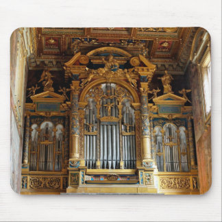 Pipe_organ_San_Giovanni_in_Laterano_2006-09-07 Mousepads
