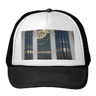 Pipe organ trucker hat