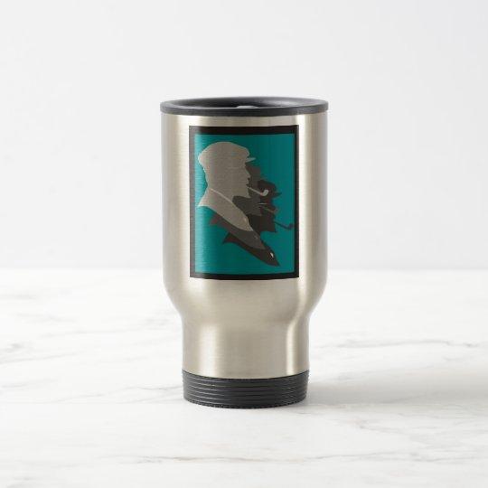 Pipe Smoker Travel Mug