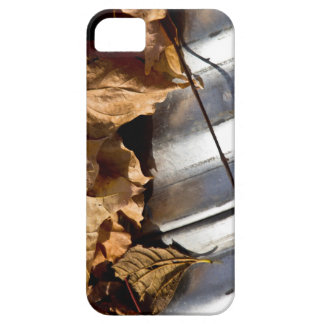 Pipe with Leaves iPhone SE/5/5s Case