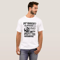 Pipefitter's Lady T shirt