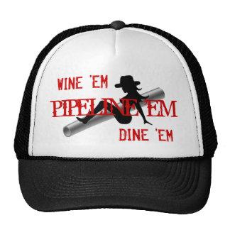 PIPELINE EM TRUCKER HAT