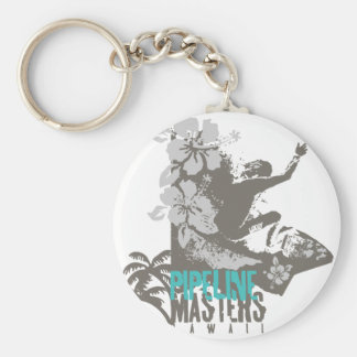 Pipeline Masters Keychain