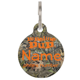 pipeline pup pet ID tag