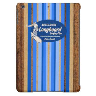 Pipeline Surfboard Hawaiian iPad Air Cases