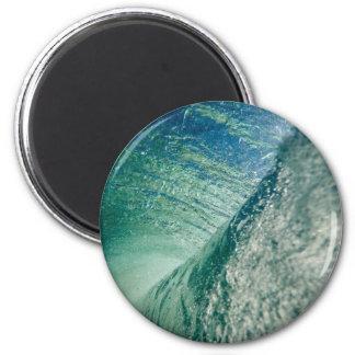 Pipeline Wave 2 Inch Round Magnet