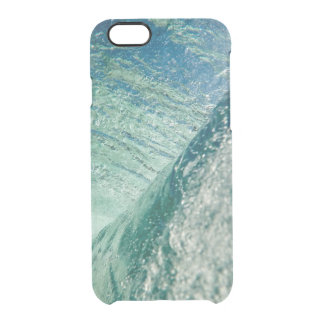 Pipeline Wave Clear iPhone 6/6S Case