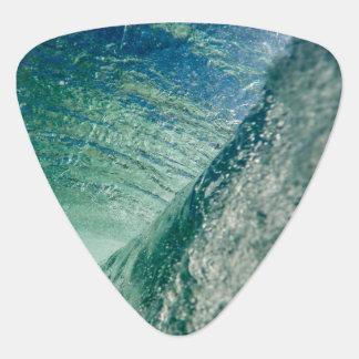 Pipeline Wave Guitar Pick