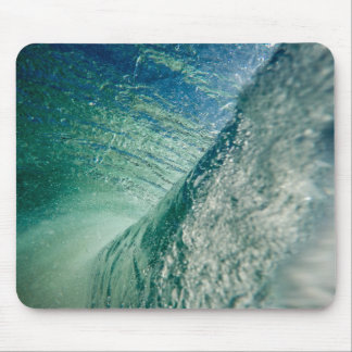 Pipeline Wave Mouse Pad