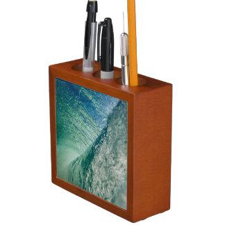 Pipeline Wave Pencil/Pen Holder