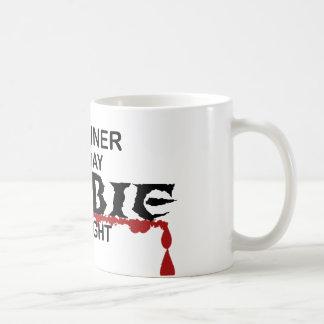 Pipeliner Zombie Classic White Coffee Mug