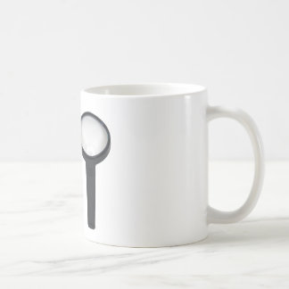 PipeMagnifier082009 Classic White Coffee Mug