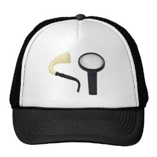 PipeMagnifier082009 Trucker Hat