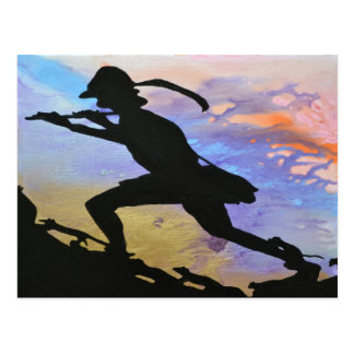 Piper at the Gates of Dawn Postcard
