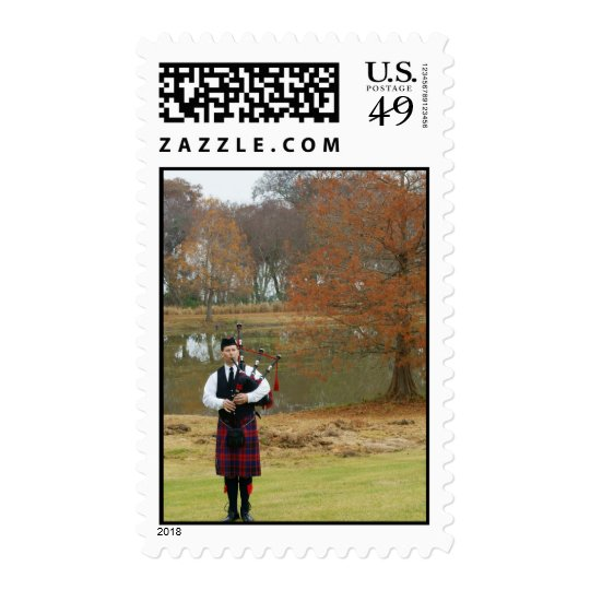 piper by the pond stamp