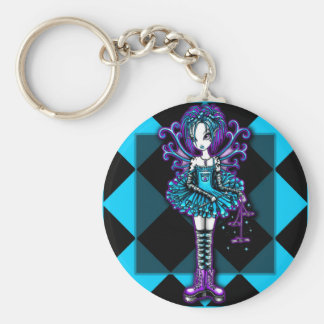 Piper Dragonfly Fairy Keychain