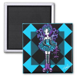 Piper Dragonfly TuTu Fairy Keychain Magnet