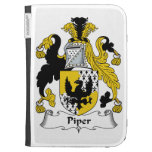 Piper Family Crest Kindle 3G Case