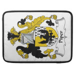 Piper Family Crest Sleeves For MacBook Pro