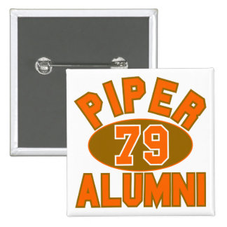 Piper High Class of 1979 Alumni Reunion Button