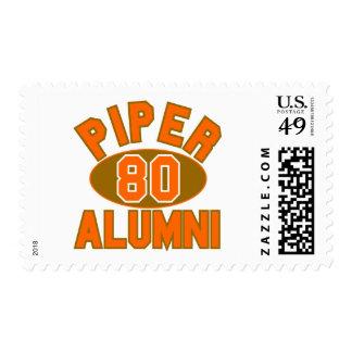 Piper High Class of 1980 Alumni Reunion Postage