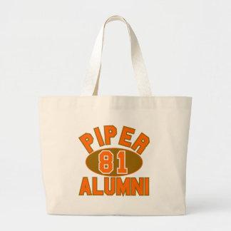 Piper High Class of 1981 Alumni Reunion Tote Bag