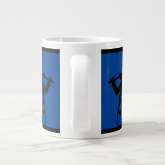 Piper in Top Hat Giant Coffee Mug