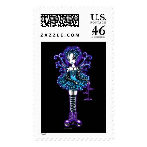 """""""Piper"""" Large Postage stamps"""