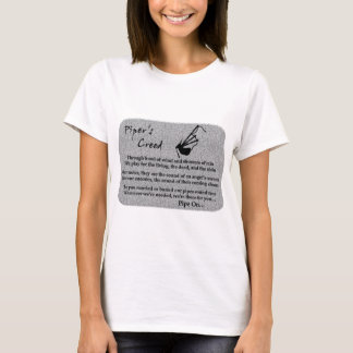 Piper's Creed (Stone) T-Shirt