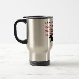 Piper's Creed Travel Mug