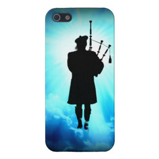Pipers, sound the return of our Highland Savior Case For iPhone SE/5/5s