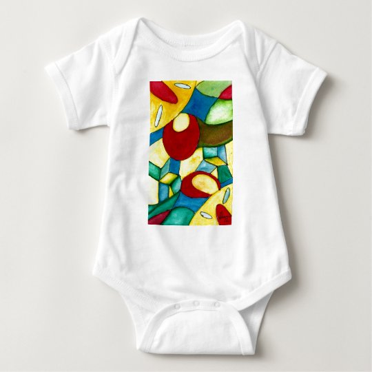 PIPES BABY BODYSUIT