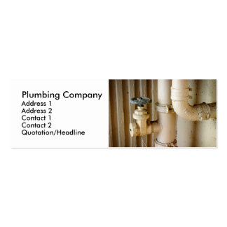 Pipes Business Card Templates