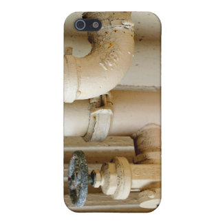 Pipes iPhone 5 Cover