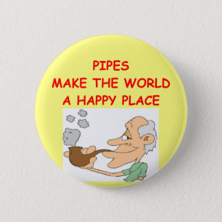 pipes pinback button