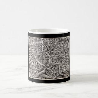 Pipescape, by Brian Benson Coffee Mug