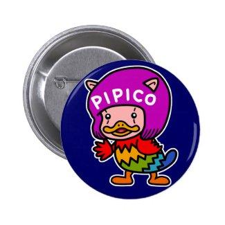 pipico1 ピンバッジ