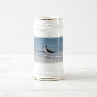 Piping Plover  Beer Stein Coffee Mugs