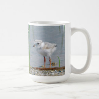 Piping Plover Classic White Coffee Mug
