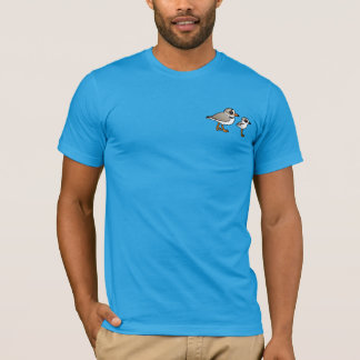 Piping Plover with chick T-Shirt
