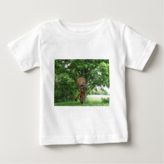 Piping Satyr Baby T-Shirt