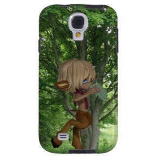 Piping Satyr Galaxy S4 Case
