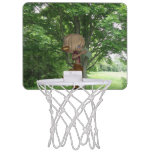 Piping Satyr Mini Basketball Hoop