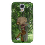 Piping Satyr Samsung S4 Case