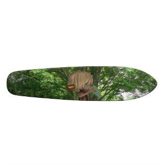 Piping Satyr Skateboard